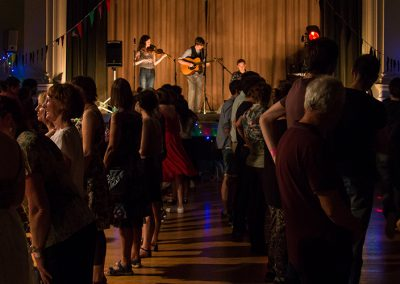 Folk of the Wood's Festival Ceilidh