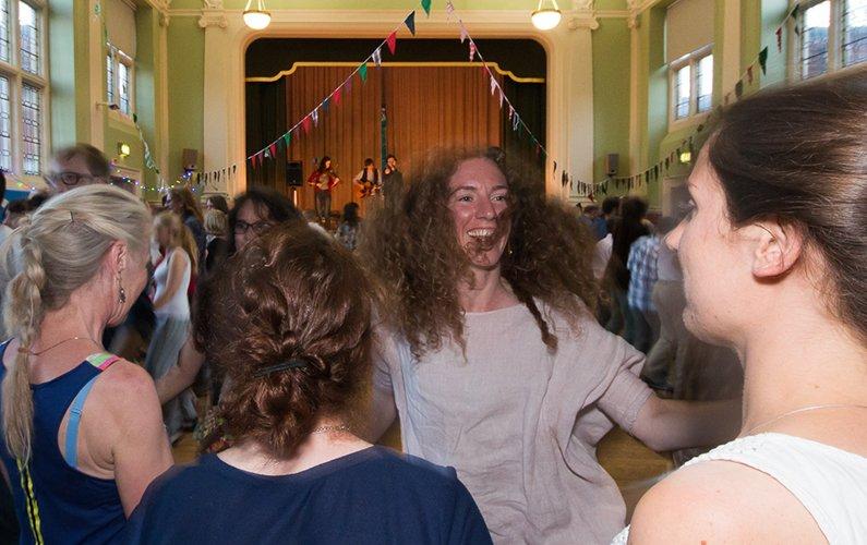 The Streatham Festival Ceilidh