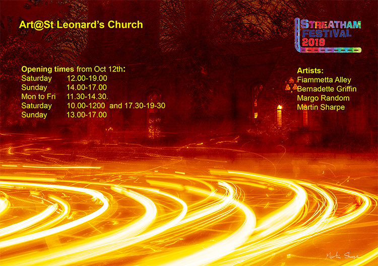 St Leonards Church – Group Exhibition