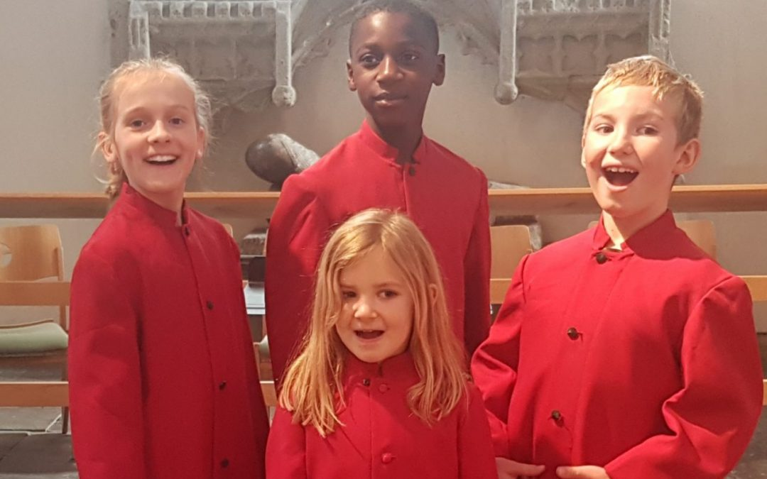 Be a Chorister for an Afternoon