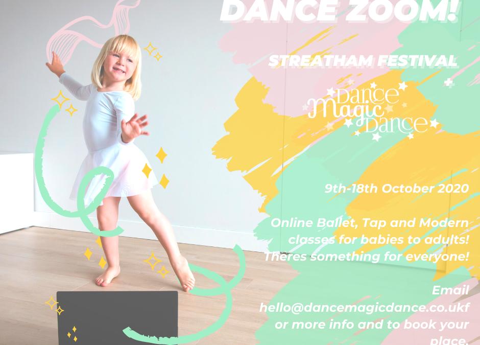 Dance Zoom! with Dance Magic Dance