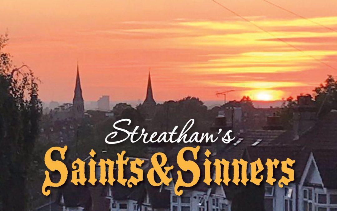 Streatham SAINTS AND SINNERS  – Downloadable Walk