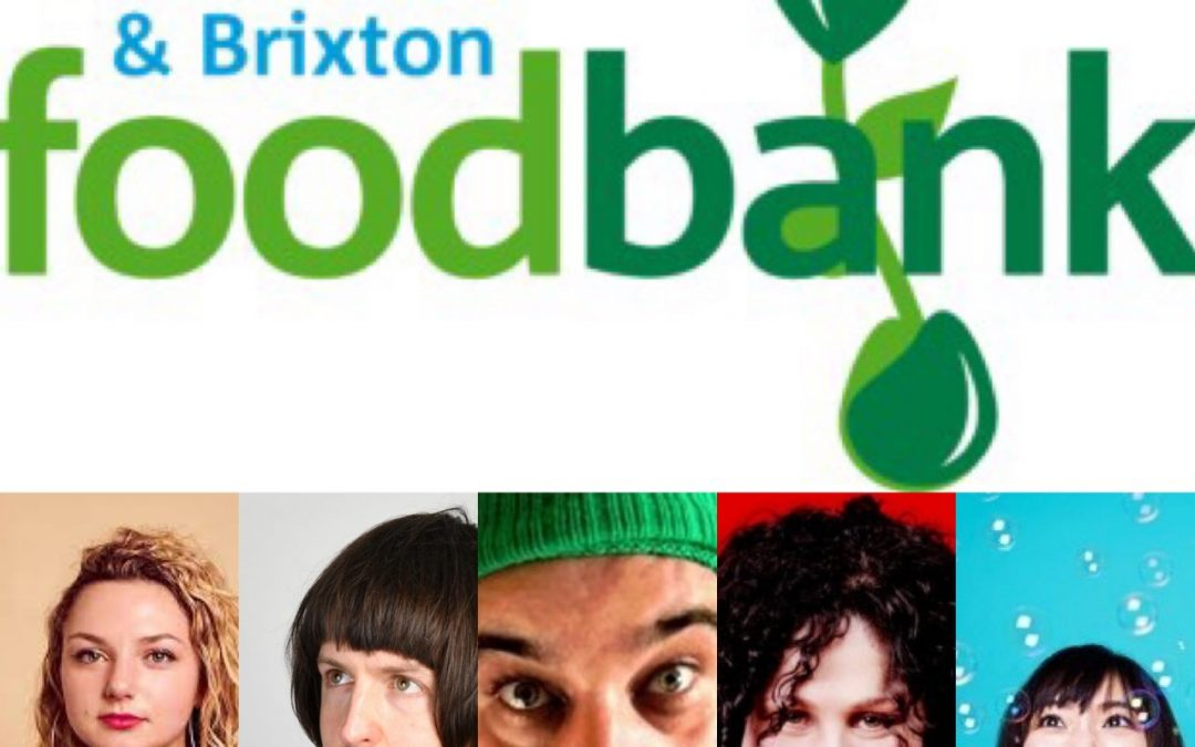 Collywobblers Comedy Streatham Festival Special Online Zoom Charity Show 50% Profits donated to Norwood & Brixton Foodbank ( St Margarets) MC Sion James