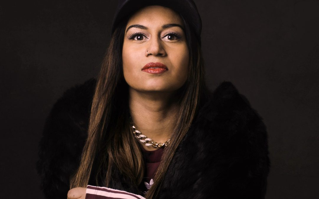 Portrait of Aneesa Dawoojee